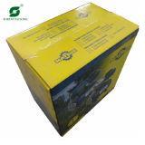 포장, 구두 상자를 위한 주문 튼튼한 물결 모양 상자를 인쇄하는 오프셋 풀 컬러