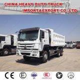 Tonnellate 371 di autocarro con cassone ribaltabile 6X4 di Sinotruk HOWO 30 del camion dell'Etiopia