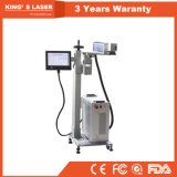 Ipg санитарных производственной линии станок для лазерной маркировки