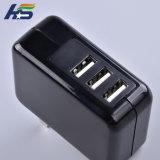 보편적인 USB 접합기 이동 전화 여행 충전기 3 포트 USB