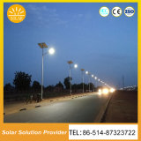 60W de potência elevada rua Solar acende as luzes Solares de garantia de 3 anos