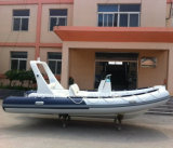 Liya 5.2m Outboard Fiberglass Fishing bank account number Boat Rigid Inflatable Boat