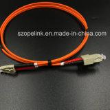 Cable de fibra óptica cable de conexi n Duplex