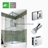 SS316 SS304 en acier inoxydable Accessoires de salle de bains /Showroom pour le verre