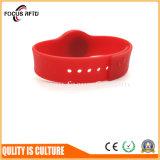 13.56MHz Wristband/браслет PVC RFID для контроля допуска