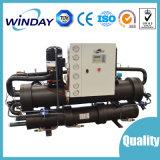 Refrigerador de refrigeração água do parafuso para a extrusora (WD-500WC)