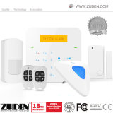 Беспроволочный сигнал тревоги GSM дома с деятельностью APP (кнопочная панель касания)