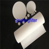 6/66 de nylon membrana filtro filtro de membrana hidrofóbica Filtro de rollo de membrana para el tratamiento de agua y la filtración de líquidos