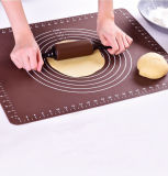 음식 급료 실리콘고무 굽기 매트