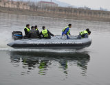 Barco militar de la costilla de la marina de los barcos de la costilla de China Liya los 6.6m