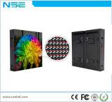 Video a colori completo esterno P10 LED che fa pubblicità alla visualizzazione, parete del video del LED