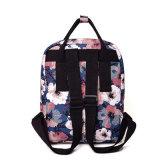 Sacchetto di banco casuale della borsa di corsa della spalla dello zaino delle donne