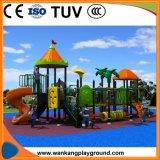 Костюм башни спортивной площадки малышей напольный к спортивной площадке села школы детсада (WK-A71101B)