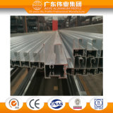 La Chine Factory Direct piste coulissante aluminium extrudé