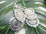 Ретро Богемия Boho продажи цветов Earring Multi-Layer с возможностью горячей замены