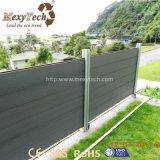 Surtidor de China Madera-Como la valla de seguridad impermeable de WPC para el jardín