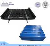 Plaat de van uitstekende kwaliteit van de Kaak van de Delen van de Maalmachine van de Kaak van Terex Js3054