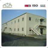 Casa pré-fabricada do edifício da construção de aço da isolação térmica