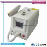 Portable ND YAG Laser Idade Máquina de remoção no local de venda