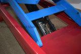 A mão móvel da plataforma hidráulica Scissor a tabela de elevador 350kg