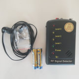 Multi-Detector Full-Range anti de la señal del GPS G/M de la señal del GPS de la radio del dispositivo de la sensibilidad superior del detector de la señal del RF que escucha detras de las puertas