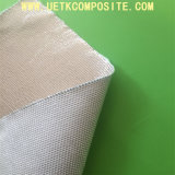 Aluminum Coated Fiberglass Fabric for Insulation