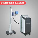 HS van de Draad van de hoge snelheid de Laser die van Co2 van de Kabel van de Code Machine merken
