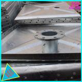 Heißes gepresstes geformtes galvanisiertes Stahlwasser-Becken für die Landwirtschaft