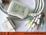 Einteiliges 10-Lead EKG Kabel Von-Berg (Hormann) Bioset 3500