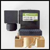 Elettrovalvola a solenoide d'ottone di modo della valvola 2 della valvola 2/2 Closed normale dell'elettrovalvola a solenoide