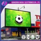 Schermo fisso di Watterproof P10 LED Digital TV per fare pubblicità