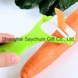 Красочные фрукты овощи картофель керамические ножа для очистки овощей кухонные инструменты поддержки
