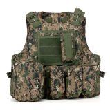 전술상 Airsoft 조끼 육군 전투 안전 조끼 사냥