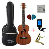 Dauphin de gros Aiersi étudiant Hawaii ukulele tenor Guitar