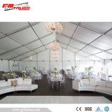[20إكس25م] 500 الناس ملكيّة فسطاط عرس خيمة يزيّن مع بطانة و [بفك] واضحة [ويندووس]