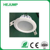7W regulable Impermeable IP65 de aluminio de fundición de pantalla plana LED