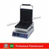 Wintooの製造業者の台所装置の正方形のタイマーを持つ商業ワッフルパン屋かメーカー