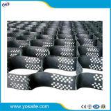 spessore HDPE/PP Geocells di plastica di 1mm-1.7mm per controllo di erosione del pendio