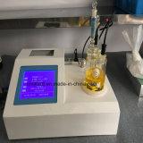 Het Meetapparaat van de Inhoud van het Water van Karl Fischer van de Olie van de Transformator ASTM D1533 (tp-2100)