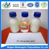 Agente lento da abertura da pilha da recuperação para a espuma do plutônio