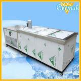 산업 얼음 구획 기계는 일 당 2000kg를 만들 수 있다