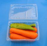容器のプラスチックフルーツの包装の容器を包むブドウ1000グラムの