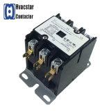 contattore del condizionatore d'aria di qualità superiore di 3poles 24V 40AMPS con la certificazione dell'UL CSA