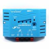 Mini visualizzazione di LED solare doppia del regolatore della carica 8A-12V di USB-5V/3A Ys1208