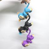 아이 선물을%s 대화식 작은 물고기 원숭이 핑거 원숭이 장난감