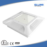 garantia 5year clara Recessed 150W do diodo emissor de luz Cannopy do posto de gasolina 80W