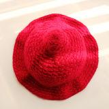 Sombrero de encargo del invierno del casquillo de la gorrita tejida del casquillo del deporte de la manera