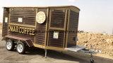 De mobiele Bestelwagen van de Keuken voor Verkoop Saudi-Arabië