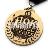 Promotion métalliques personnalisées Enemal doux de New York Médaille commémorative de l'exécution