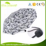 [بورتبل] مصغّرة حجم 3 ثني مظلة صامد للريح